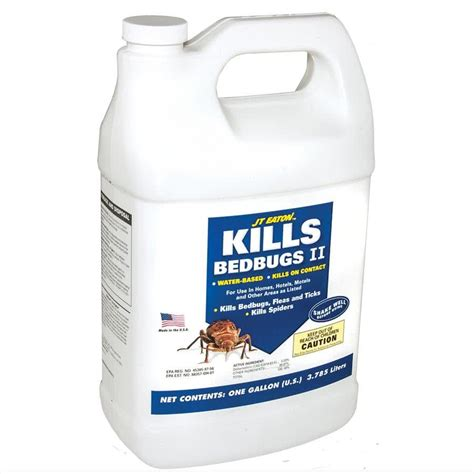 water based bed bug spray killer insecticide