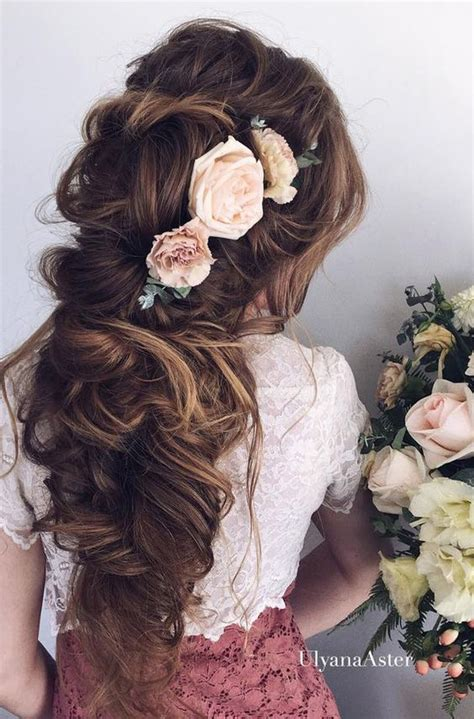 wedding hair that lasts all day long wedding hairstyle idea via ulyana aster hair style