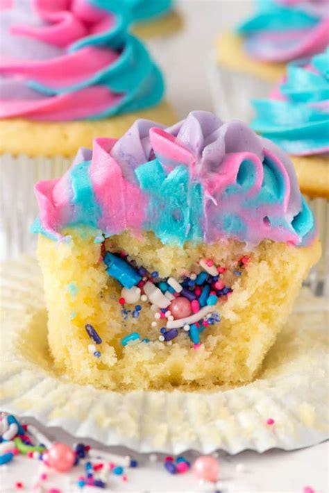 unicorn cupcakes crazy  crust