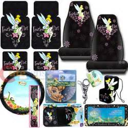 Tinkerbell Car Seat Covers Uk Tinkerbell Fearless Flirt Car Seat Covers Accessories 12pc