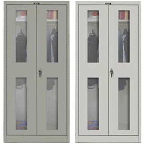 Ventilated Wardrobe Systems by Cabinets Wardrobe Hallowell Ventilated Door Wardrobe Cabinets Www Globalindustrial Ca