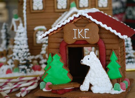 the dog house bakery find fido a home gingerbread dog houses from the solvang bakery the solvang bakery