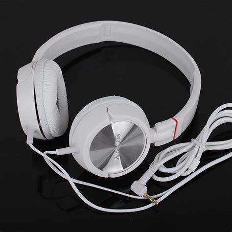 Headset Sony Mdr Zx300 new sony mdr zx300 monitor stereo headset