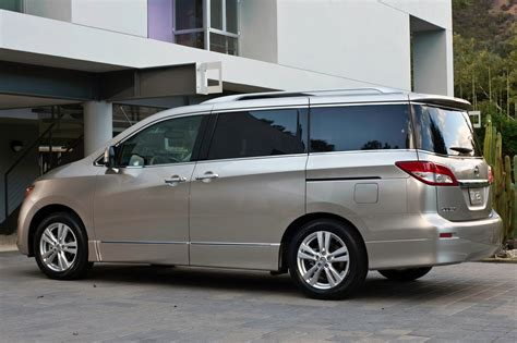 nissan minivan used 2016 nissan quest minivan pricing for sale edmunds