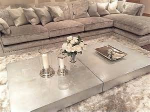 Silver Table Ls Living Room Best 25 Silver Living Room Ideas On