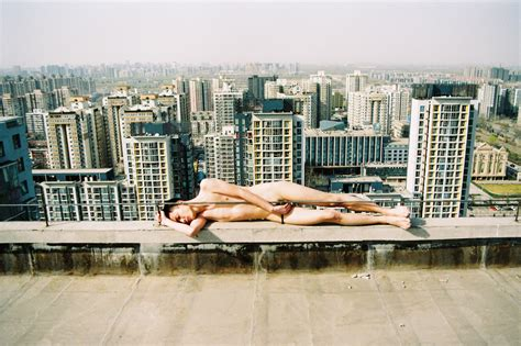 Hangart by An Interview With Ren Hang British Journal Of Photography