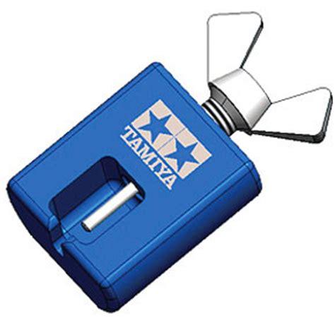 Blue Mini4wd gp422 pinion puller blue mini 4wd hobbysearch mini
