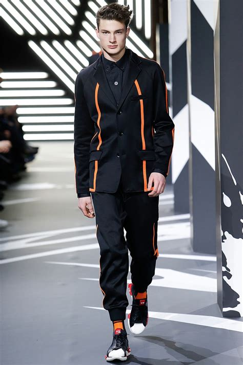 Inspires Mens Fall Fashion by Y 3 Fall Winter 2014 2015 S Designer Clothing New