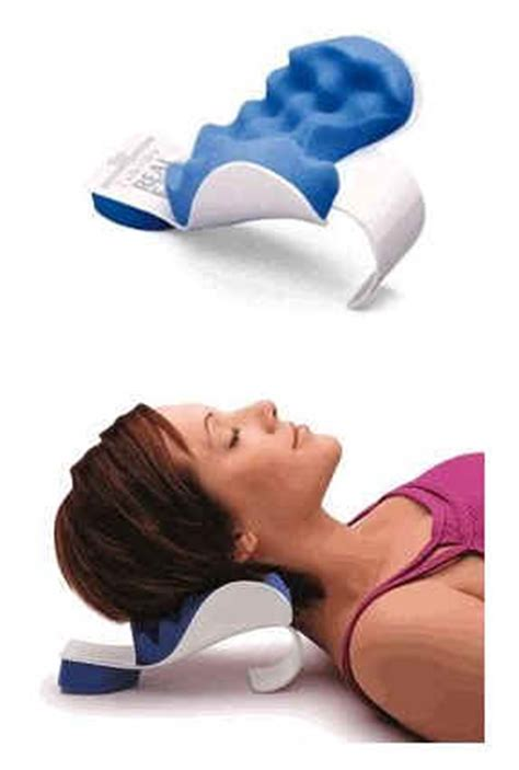 real ease cuscino rest car pillow helps relieve in the neck when