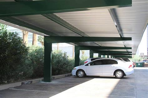Carport Parking by Commercial Carports And Covered Parking Structures