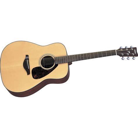 Gitar Yamaha Akustik yamaha fg700s folk acoustic guitar musician s friend
