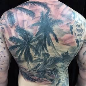 Ocean Themed Tattoo Ideas Gallery For Gt Beach Scene Tattoos For Women