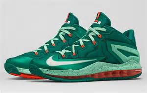 Lebron 11 Low Vase by Nike Lebron 11 Low Quot Mystic Green Quot Nikestore Release Info