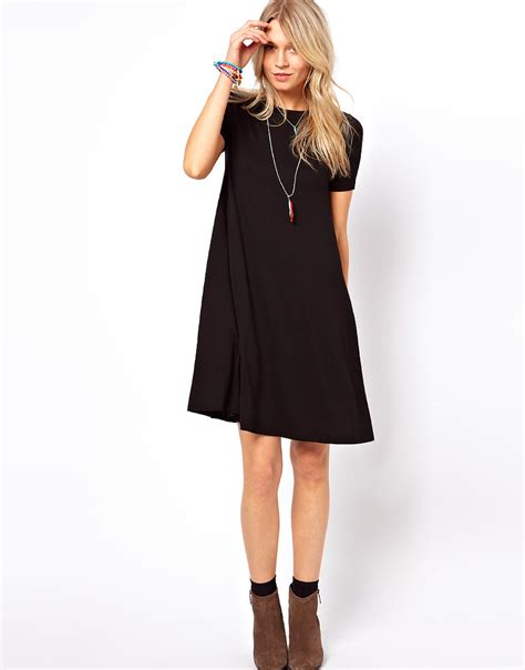 swing kleid schwarz cheap dresses for work popsugar fashion