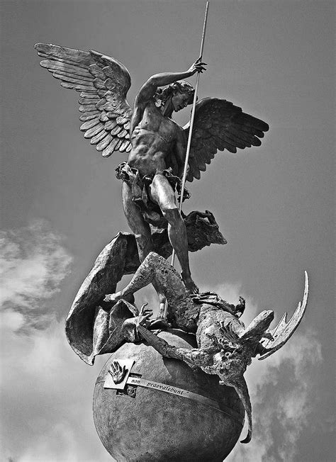 paradise lost tattoo archangel michael gt is the way and that leads