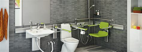 handicap equipment for bathrooms how to create an accessible bathroom