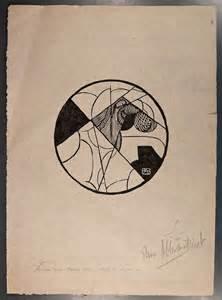 gravure dessin cubiste intimit 233 femme nue dans une