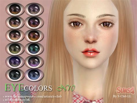sims 4 cc sclera contact eyecolors 10 contacts by s club ll at tsr 187 sims 4 updates