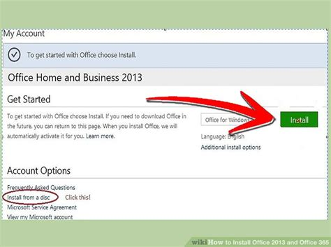 install visio 2013 how to install office 2013 and office 365 11 steps