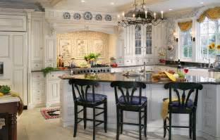 French Kitchen Decor by 20 Ways To Create A French Country Kitchen
