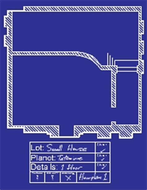 swg house floor plans tatooine house plans house plans