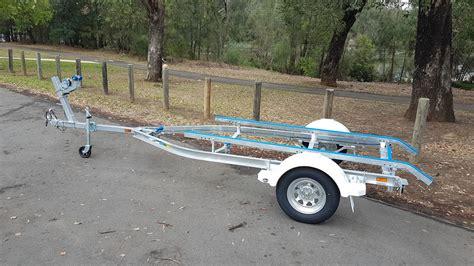 c channel boat trailer seatrail 4 8m boat trailer c channel ausmarine ausmarine