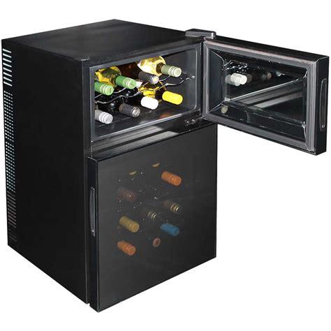24 wine fridge dual zone wine fridge 24 bottle running model bcw69 dd