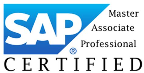 sap certification logo resume resume ideas