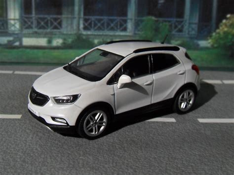 opel mokka x 2016 model cars hobbydb