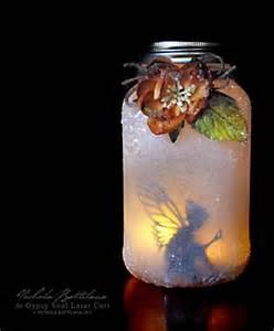 mason jar fairy lantern is a very easy diy the whoot