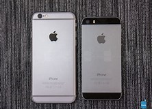 Image result for Apple 5s vs iPhone 6