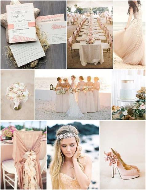 blush wedding inspiration weddbook