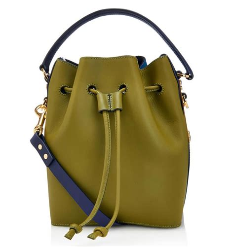Via Repubblica Drawstring Shopper by 25 Bags That Make It Easy To Adopt S