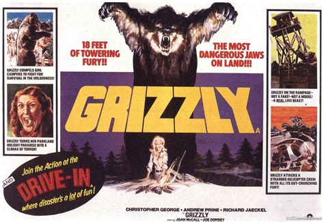 Watch Grizzly 1976 Movie | grizzly 1976 movie review youtube