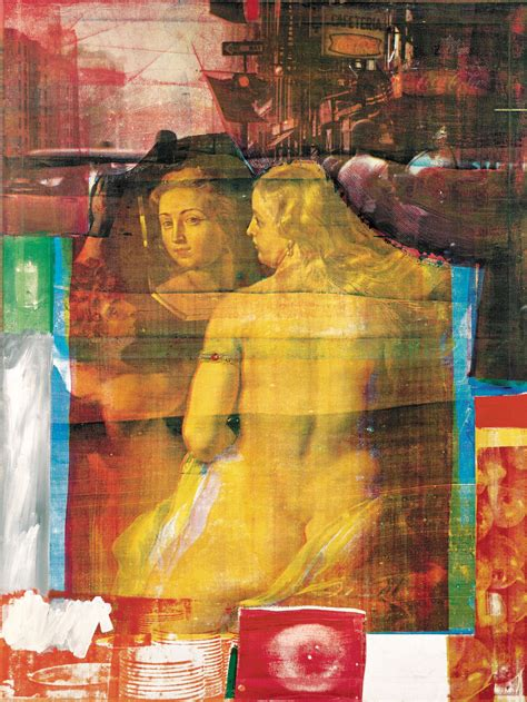 we rauschenberg the confidence of by jed perl the