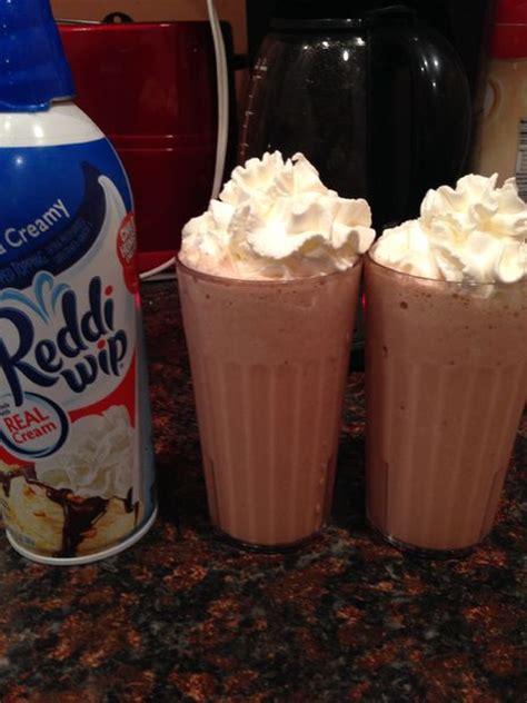 chocolate milkshakes 7