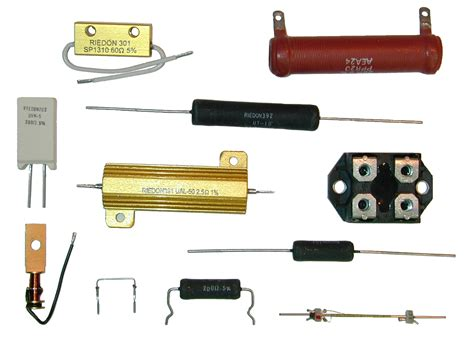 power of a resistor heaters riedon company