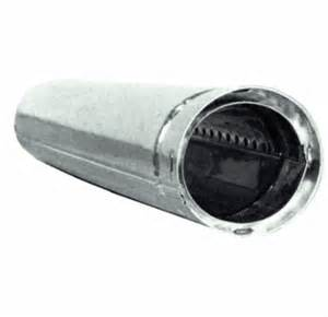 L Pipe by Type L Vent Pipe