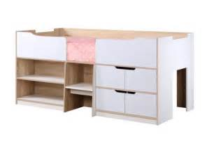 How To Build A Wooden Bed Frame Birlea Paddington Cabin Bed Beds On Legs