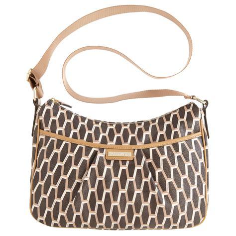 D Cheryl Iconic Smart Side Pouch Messenger Bag Iss Im lyst calvin klein hudson monogram messenger bag in brown