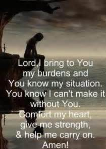 praying for strength and comfort prayer for comfort and strength love it pinterest