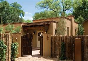 Santa Fe Style House Hacienda Homes Pictures In Santa Fe The Name