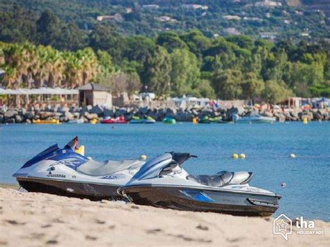 location jet ski grimaud mobile home for rent in a cing in grimaud iha 41016