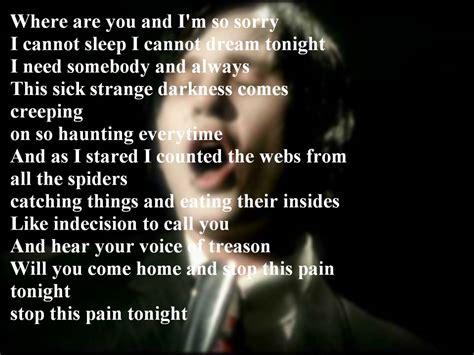 i you lyrics blink 182 i miss you lyrics