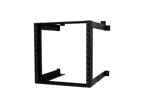 Adjustable Wall Rack by Quest Manufacturing 2ft Open Frame Wall Rack 18 26