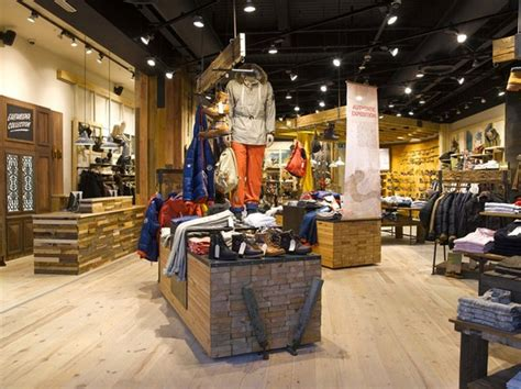 Organic In The Uk Check It Out by Timberland New Store Design In