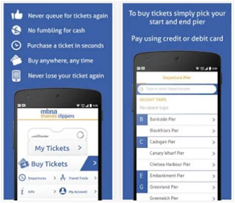 thames clipper iphone app top 10 free london transport apps broke in london