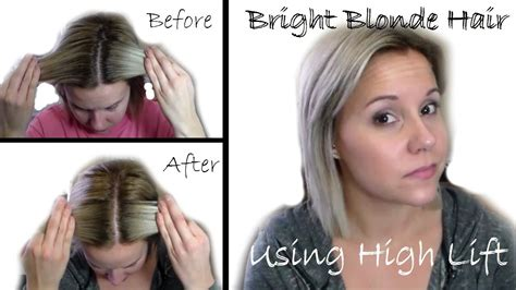 how to lift hair color brightening hair high lift technique demo my