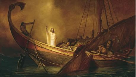 Emoney Custom Barca By Fsd Store jesus is in your boat the now word