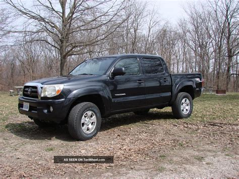 Toyota Tacoma 4 Door 4x4 For Sale by 2005 Toyota Tacoma Crew Cab 4 Door 4x4
